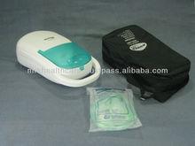 Nebulizador portátil para uso hospitalario& uso en el hogar( muy potente compresor)