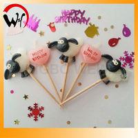 animal shaped candles