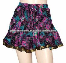 2012 Hot Sell Latest Fashion Designer Ladies Skirts