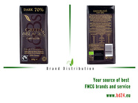 Green&Blacks Organic Dark Chocolate 100g