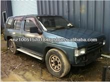 Used Automobile Nissan TD27 4-Cylinder Diesel Engine for Sale