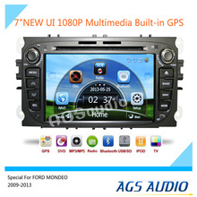 AGS special 7'' car dvd for FORD MONDEO 2009-2013