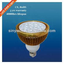 Top Quality LED Par Light Par30 12W with SAA