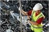 High Quality XRF Handheld Scrap Steel Analyzer for Sale