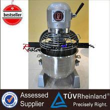 F009 High Speed Food Processor Planetary Mixer 20L