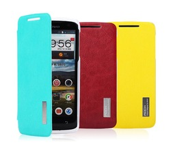 Rock Mobile Phone Leather Case For Lenovo S820