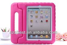 EVA cute cartoon EVA protective case for ipadmini with handle,For ipad mini tablet PC EVA case