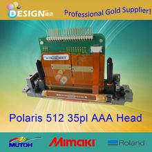 100% original and new JHF vista Q8 3304pq printer print head spectra polaris 512 35pl