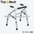 Réhabilitation therapy supplies pliable aides à la marche/aides à la marche de la série/walker pour les personnes handicapées/