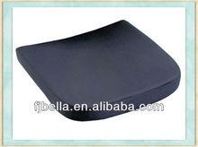 Hot selling! High Quality Memory Foam Seat Cushion Car Seat Cushion Black