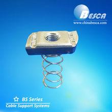 Strut channel accessory spring nut(International standard)