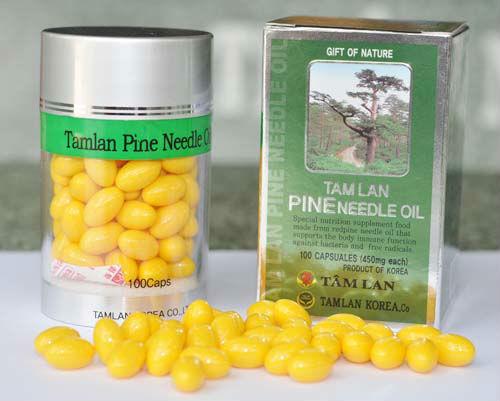 Tam Lan pine needle oil