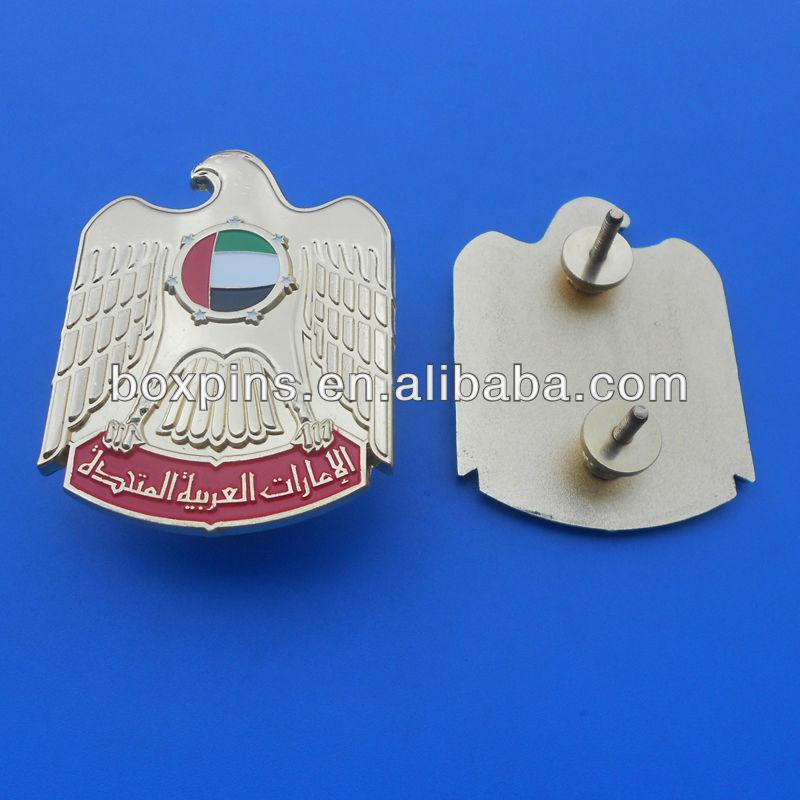 UAE falcon badges UAE falcon car emblem