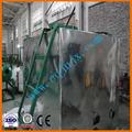 quente para a europa zsa motor de reciclagem de óleo vegetal de mudança de óleo de resíduos de novo lubrificante através de destilação