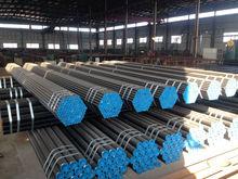 DIN 1629 St37 St44 St52 St 55 CK45 steel pipe