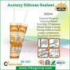 General Purpose Acetic Silicone Sealant manufacturer china (TUV, )