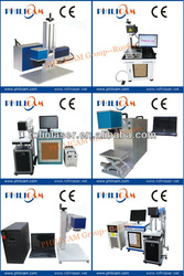 Best choice!!! FLDM-10F fiber laser marking machine, ear tag machine