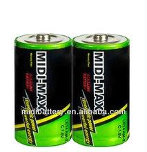 LR14 AM-2 alkaline dry cell battery C size 1.5V