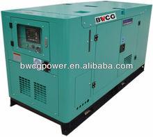 34kw/43kva Tianjin Lovol Power Diesel Generator Set Lovol Genset Manufacturer Generating
