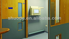 Vinyl Door Protector Plastic Sheet with Fireproof and High Impact Resistant