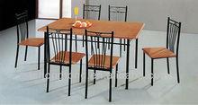 kitchen set rattan kitchen set / dining room furniture /dining set