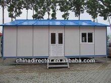 prefab house plan for modern villa
