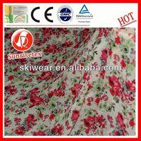 2015 wholesale new design flower design cut-out curtain fabric