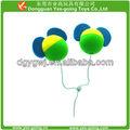 Personalizado promocional pequena espuma EVA bola antena