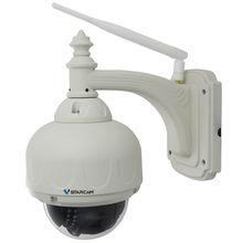 VStarcam Mini 720P T7833WIP-X3 oudoor HD 720P Dual Filter with IR PLUG & PLAY outdoor wireless pan tilt ip camera