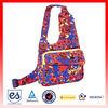 Eyecatching Camouflage Red Sling Bag