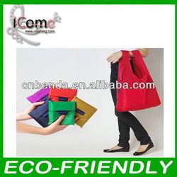 New fashion recyclable foldable baggu shopping bag