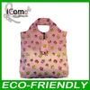 Customized Promotional Eco Reusable ripstop nylon tote bags