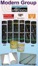 Waterproofing Insulation Material - SBS & APP