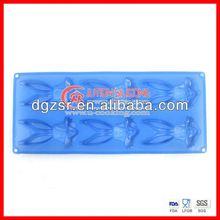 Newest SA8000/FDA/LFGB silicone ice make tray