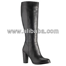 Women's Boots Genuine leather shoes
