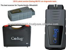 2013 latest version Godiag M8 PC car diagnostic tools