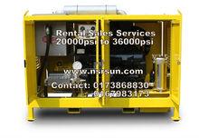 Rental/Sales Of Ultra High Pressure Water Jetting/Blasting 20000psi to 40000psi