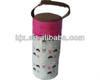 Hot sales cute baby bottle cooler bag for promotion