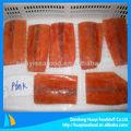 de alta calidad nueva de salmón congelado