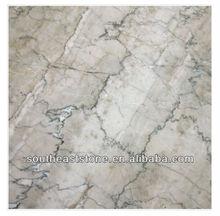 ciano crema di marmo bianco di piastrelle e lastre