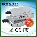 2013 heißer verkauf usb fiber media-konverter