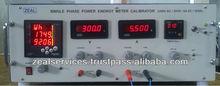 Single Phase Power Meter Calibrator Standard