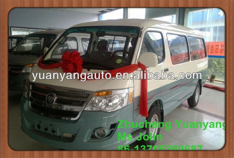 Foton 14 Seas Minibus for Sale,Foton View Minibus