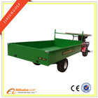 golf and racecourse trailer