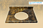 MARBLE VANITY TOPS - KING GOLD 9