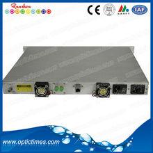 Optique 1550 émetteur ORTEL Laser Fiber optique émetteur prix avec AGC
