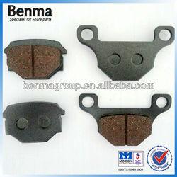 HOT SELL GS125 Motorcycle Brake Pad Non-Asbestos, Good Vehicle Brake Parts Factory Wholesale!!