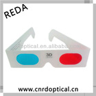 disposable 3d anaglyph glasses x movies