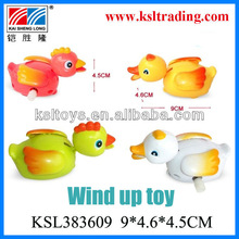 wind up chicken duck toys for children