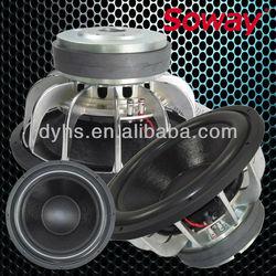 CT15-1 best 3000w 15 inch woofer /audio speaker/car subwoofer